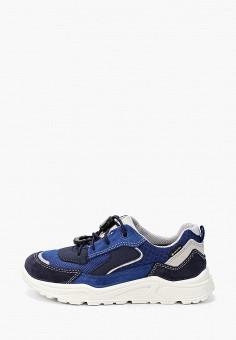 Кроссовки, Superfit, цвет: синий. Артикул: SU057ABILQN1. Мальчикам / Обувь / Кроссовки и кеды
