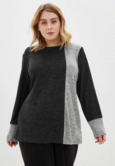 Джемпер, Svesta, цвет: серый. Артикул: SV003EWHHVA4. Одежда / Джемперы, свитеры и кардиганы / Джемперы и пуловеры