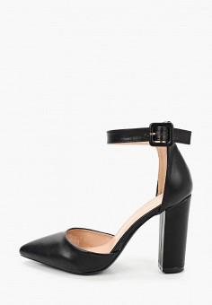 Туфли, Sweet Shoes, цвет: черный. Артикул: SW010AWITAT9. Обувь / Туфли