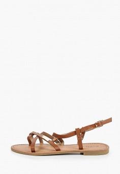 Сандалии, Sweet Shoes, цвет: коричневый. Артикул: SW010AWJFEP5. Обувь / Сандалии
