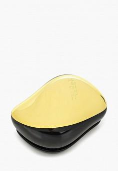 Расческа, Tangle Teezer, цвет: золотой, черный. Артикул: TA022LWBRV88. Красота