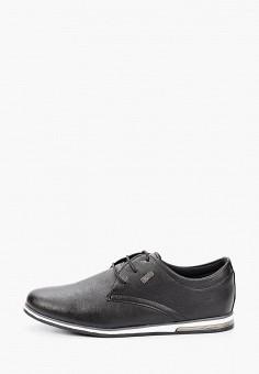 Ботинки, Tamboga, цвет: черный. Артикул: TA024AMJKGS6. Обувь / Ботинки / Низкие ботинки