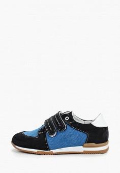 Кроссовки, Tapiboo, цвет: черный. Артикул: TA036ABDRSZ3. Мальчикам / Обувь / Кроссовки и кеды