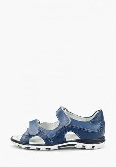 Сандалии, Tapiboo, цвет: синий. Артикул: TA036ABDRTA5.