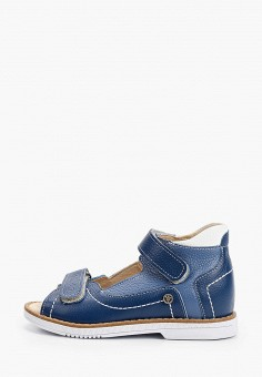 Сандалии, Tapiboo, цвет: синий. Артикул: TA036ABHWJP8.