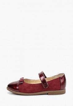 Туфли, Tapiboo, цвет: бордовый. Артикул: TA036AGDRSY3.