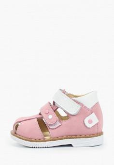 Сандалии, Tapiboo, цвет: розовый. Артикул: TA036AGHWJM6.