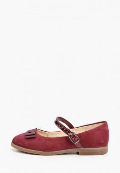 Туфли, Tapiboo, цвет: бордовый. Артикул: TA036AGHWJP2.