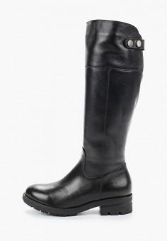 Сапоги, Tamaris, цвет: черный. Артикул: TA171AWGANL1. Обувь / Сапоги