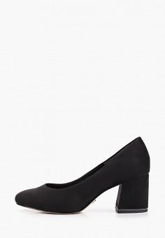Туфли, Tamaris, цвет: черный. Артикул: TA171AWIJZR5. Обувь