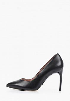 Туфли, Tamaris, цвет: черный. Артикул: TA171AWIJZR9. Обувь / Туфли / Лодочки
