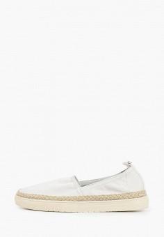Слипоны, Tamaris, цвет: белый. Артикул: TA171AWIJZY7. Обувь / Слипоны