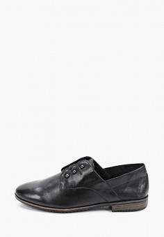 Ботинки, Tamaris, цвет: черный. Артикул: TA171AWIKAD0. Обувь / Ботинки / Низкие ботинки
