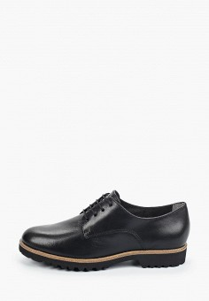 Ботинки, Tamaris, цвет: черный. Артикул: TA171AWIKAD4. Обувь / Ботинки / Низкие ботинки
