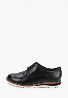 Ботинки, Tamaris, цвет: черный. Артикул: TA171AWIKAE3. Обувь / Ботинки / Низкие ботинки
