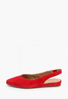 Туфли, Tamaris, цвет: красный. Артикул: TA171AWIKBT9.