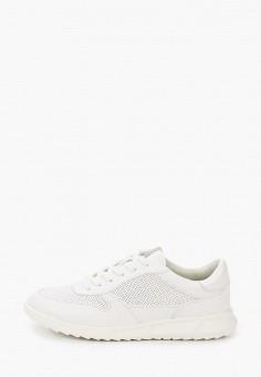 Кроссовки, Tamaris, цвет: белый. Артикул: TA171AWKFMQ3. Обувь / Кроссовки и кеды