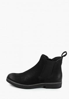 Ботинки, Tamaris, цвет: черный. Артикул: TA171AWKFOD6. Обувь / Ботинки / Низкие ботинки