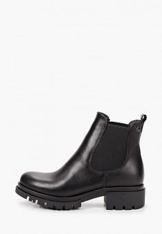 Ботинки, Tamaris, цвет: черный. Артикул: TA171AWKFPD2. Обувь / Ботинки / Челси