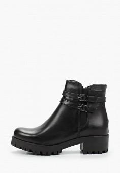 Ботильоны, Tamaris, цвет: черный. Артикул: TA171AWKFPE4. Обувь / Ботильоны