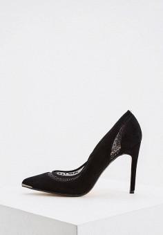 Туфли, Ted Baker London, цвет: черный. Артикул: TE019AWHCLA5. Обувь / Туфли