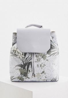 Рюкзак, Ted Baker London, цвет: серый. Артикул: TE019BWHRQW0. Аксессуары / Рюкзаки