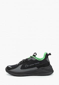 Кроссовки, Tesoro, цвет: черный. Артикул: TE947AMIHOT1. Обувь
