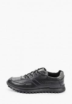 Кроссовки, Tesoro, цвет: черный. Артикул: TE947AMIHOT7. Обувь / Кроссовки и кеды