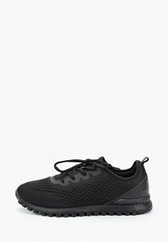 Кроссовки, Tesoro, цвет: черный. Артикул: TE947AMIHOT9. Обувь / Кроссовки и кеды