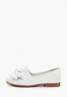Лоферы, Tf's, цвет: белый. Артикул: TF003AWIRPV0. Обувь / Обувь с увеличенной полнотой