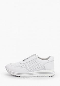 Кроссовки, Tf's, цвет: белый. Артикул: TF003AWIRPV5. Обувь / Обувь с увеличенной полнотой