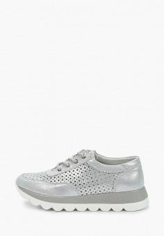 Кроссовки, Tf's, цвет: голубой. Артикул: TF003AWIRPW0. Обувь / Обувь с увеличенной полнотой