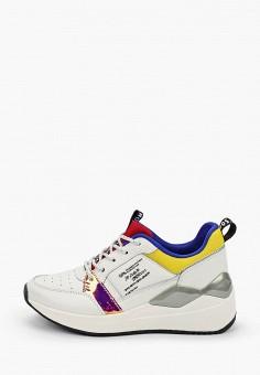 Кроссовки, Tf's, цвет: белый. Артикул: TF003AWIRPX2. Обувь / Обувь с увеличенной полнотой