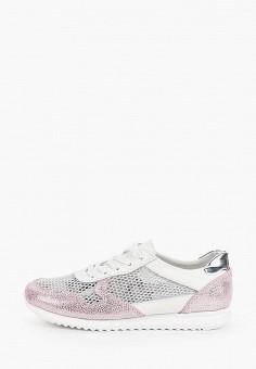 Кроссовки, Tf's, цвет: серебряный. Артикул: TF003AWIRPX6. Обувь / Обувь с увеличенной полнотой