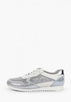 Кроссовки, Tf's, цвет: серебряный. Артикул: TF003AWIRPX7. Обувь / Обувь с увеличенной полнотой