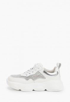 Кроссовки, Tf's, цвет: белый. Артикул: TF003AWIRQC8. Обувь / Обувь с увеличенной полнотой