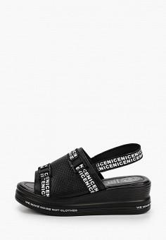Босоножки, Tf's, цвет: черный. Артикул: TF003AWIRQD5. Обувь / Обувь с увеличенной полнотой