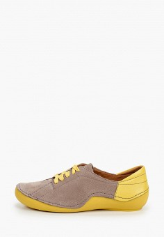 Ботинки, Tf's, цвет: бежевый. Артикул: TF003AWIRQE2. Обувь / Обувь с увеличенной полнотой