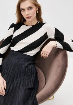 Джемпер, Theory, цвет: бежевый. Артикул: TH008EWIAXA8. Одежда / Джемперы, свитеры и кардиганы / Джемперы и пуловеры / Джемперы