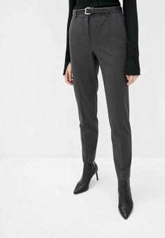 Брюки, Theory, цвет: серый. Артикул: TH008EWIAXB5. Одежда / Брюки / Классические брюки
