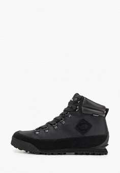 Ботинки, The North Face, цвет: черный. Артикул: TH016AMFQMW7. Обувь / Ботинки / Высокие ботинки