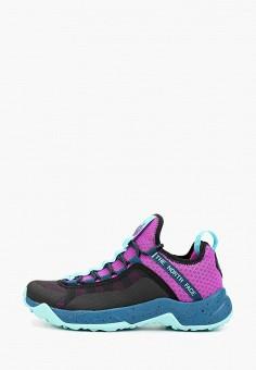 Кроссовки, The North Face, цвет: фиолетовый. Артикул: TH016AWFQMX8.