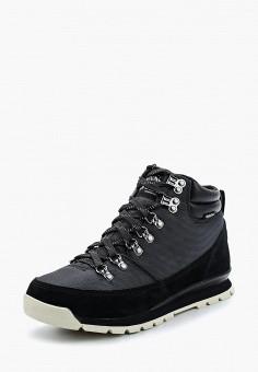 Ботинки, The North Face, цвет: черный. Артикул: TH016AWVYK54.