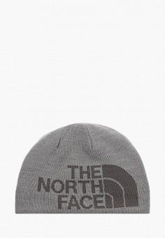 Шапка, The North Face, цвет: серый. Артикул: TH016CKGMYU2.