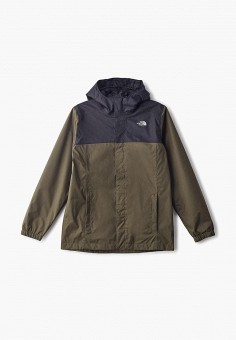 Ветровка, The North Face, цвет: хаки. Артикул: TH016EBEMDR3. The North Face
