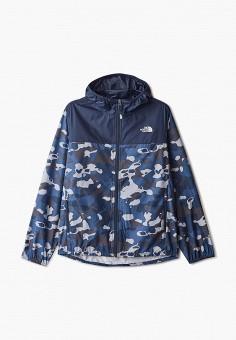 Ветровка, The North Face, цвет: синий. Артикул: TH016EBISXQ4.
