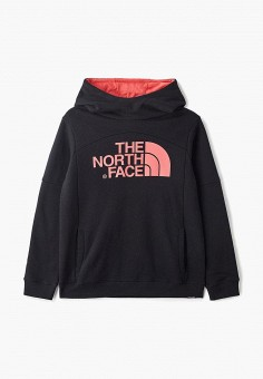 Худи, The North Face, цвет: черный. Артикул: TH016EGEMDR0. The North Face