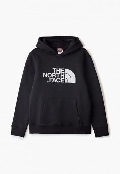 Худи, The North Face, цвет: черный. Артикул: TH016EKGMYW6.