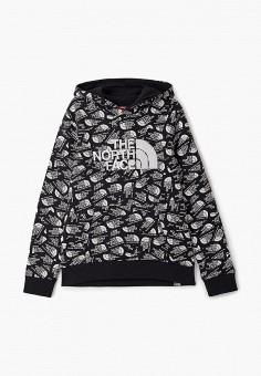 Худи, The North Face, цвет: черный. Артикул: TH016EKISXS7.