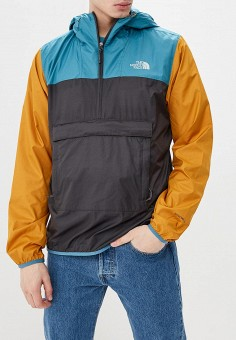 Ветровка, The North Face, цвет: мультиколор. Артикул: TH016EMEAEJ7. The North Face